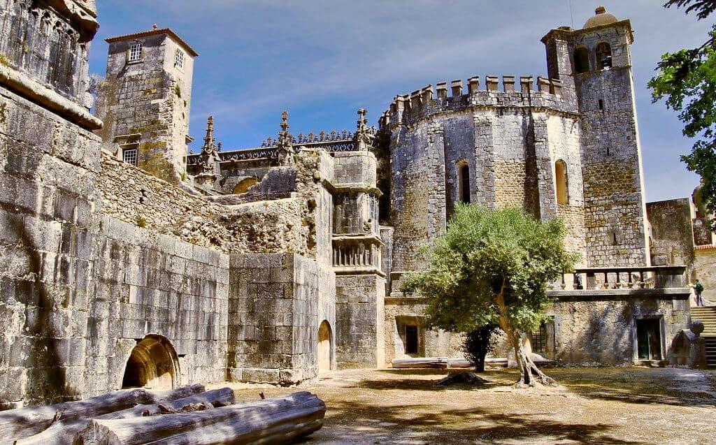 Convento de Cristo de Tomar Portugal