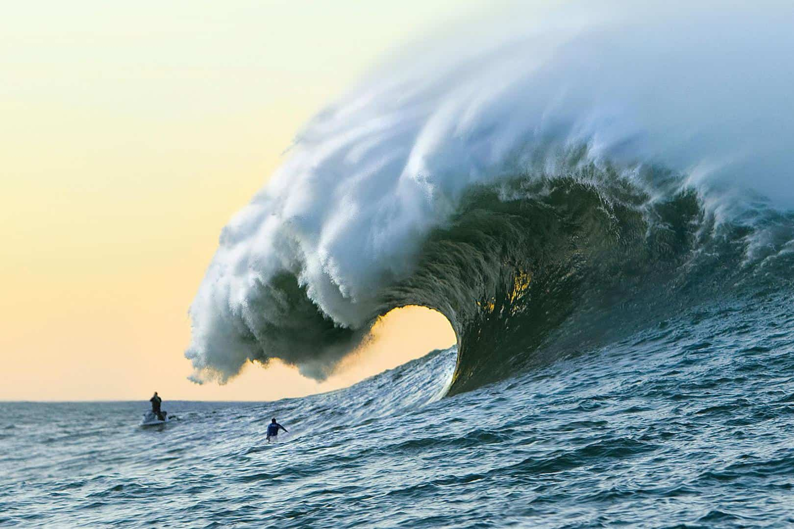 mavericks surf