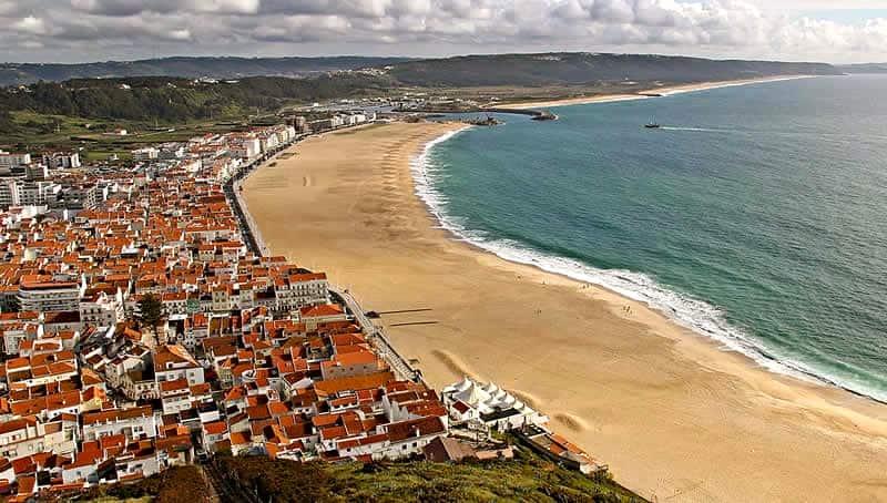 cosas que ver en nazare portugal