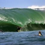 olas peligrosas
