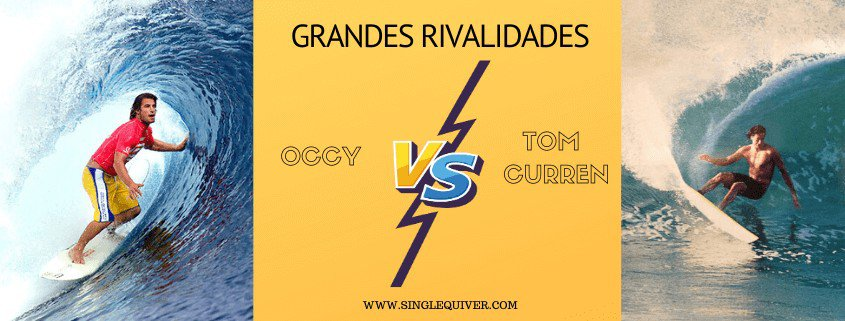 Tom Curren vs Occy