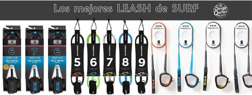 LOS MEJORES LEASH SURF
