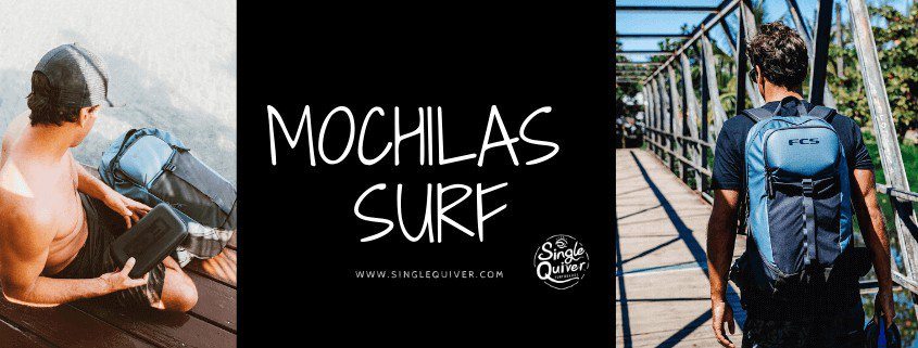 mochilas surf