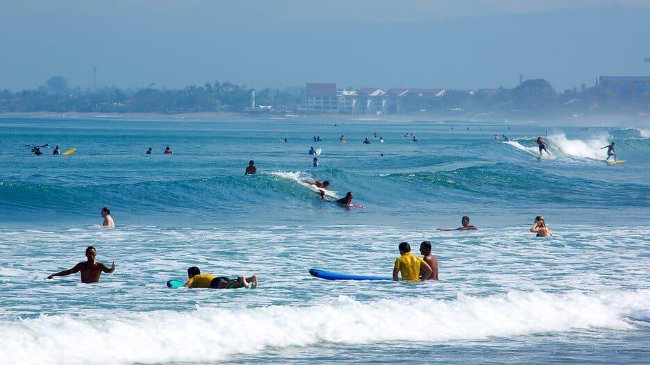 kuta bali surf