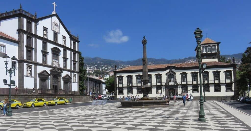 Praça do Municipio