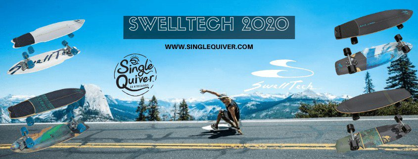 swell tech surfskate