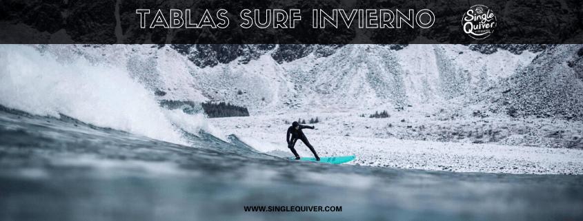 tablas surf invierno