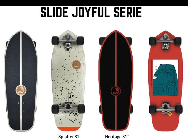 Coleccción Slide Joyful, disponible en Singlequiver.com