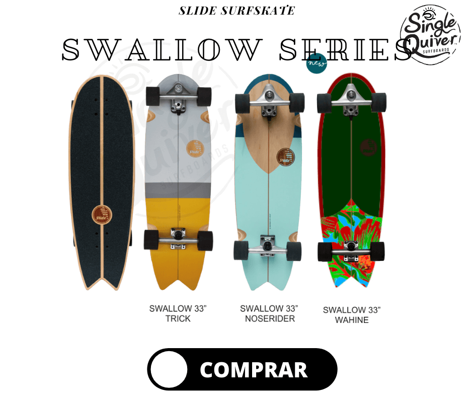 slide surfskate swallow 33