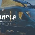 camperizar furgoneta