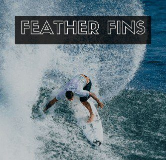feather fins