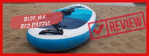 Red Paddle Ride 10.6