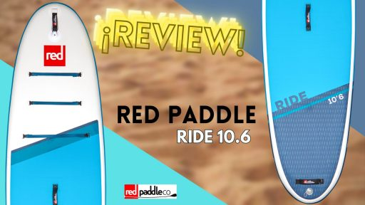 RED PADDLE RIDE