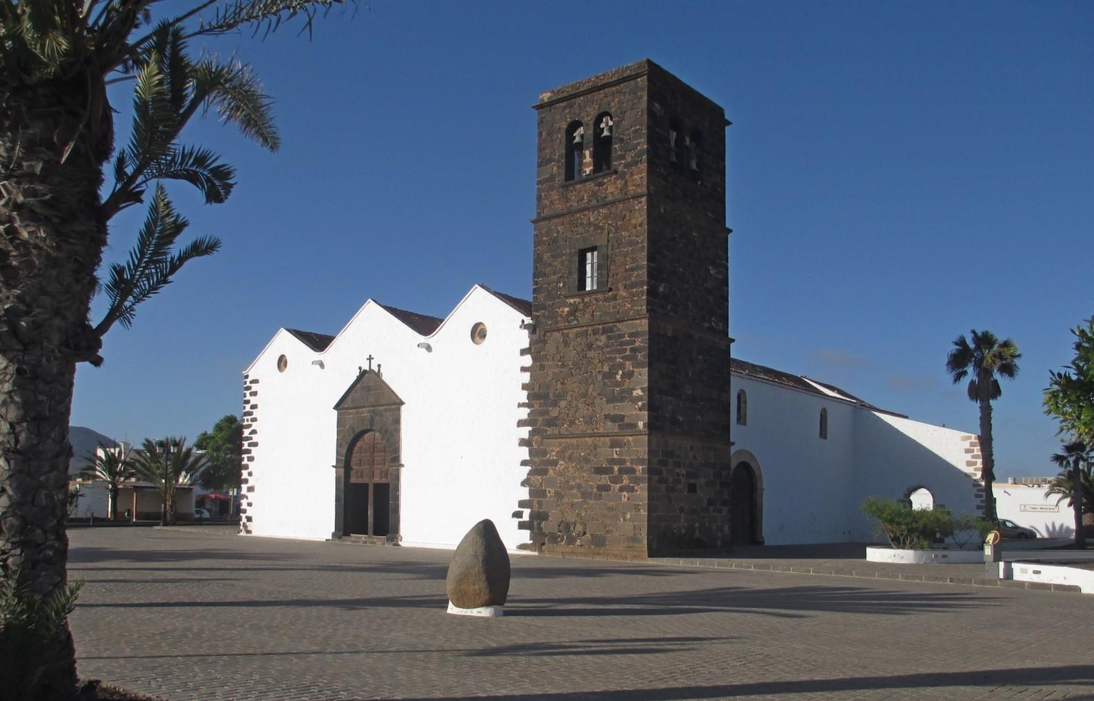 iglesia de nuestra señora de la candelaria fuerteventura