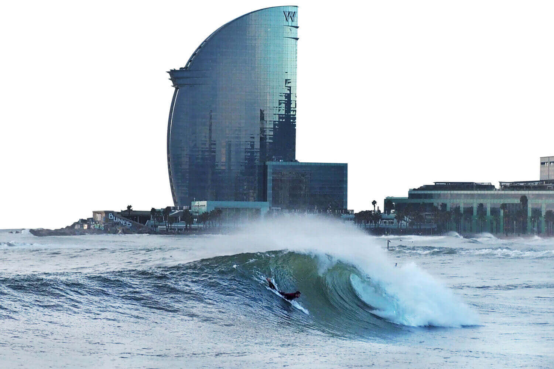 surf barceloneta