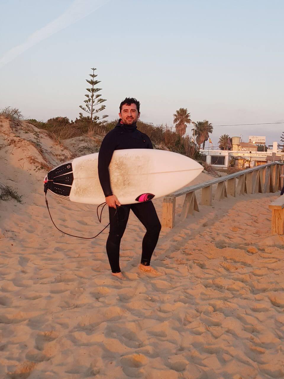surf barbate