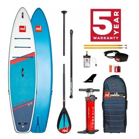 red paddle sport