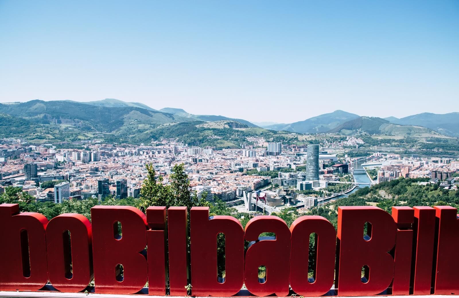 Bilbao desde Archanda