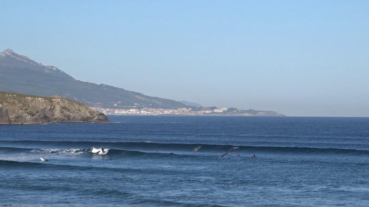 playa de la arena surf