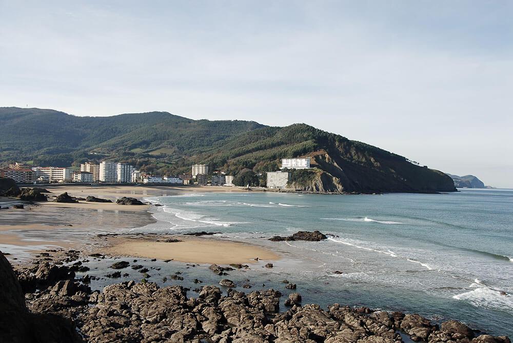 Playa de Bakio Bizkaia