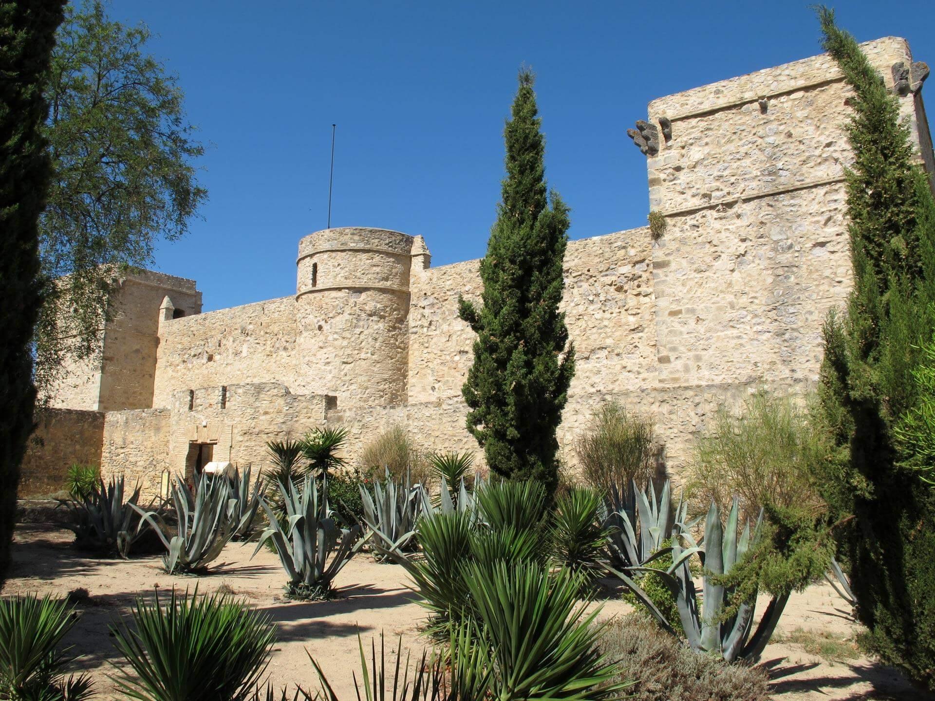 Castillo de Santiago Sanlúcar de Barrameda