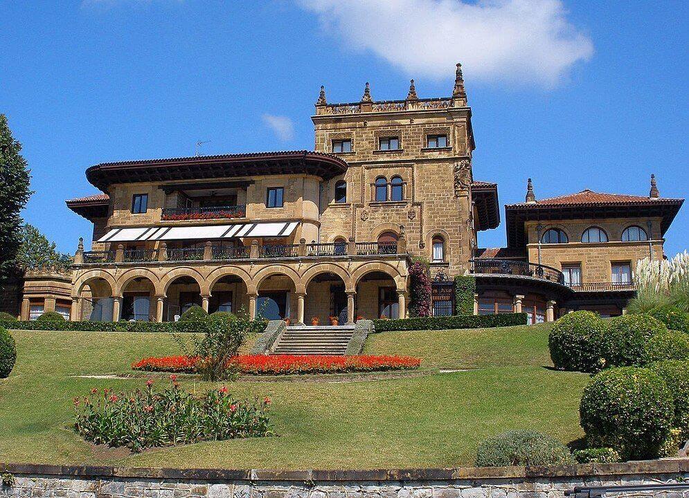 Palacio Lezama-Leguizamón Getxo Neguri