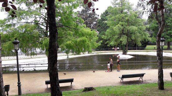 Parque de los Pueblos de Europa Gernika