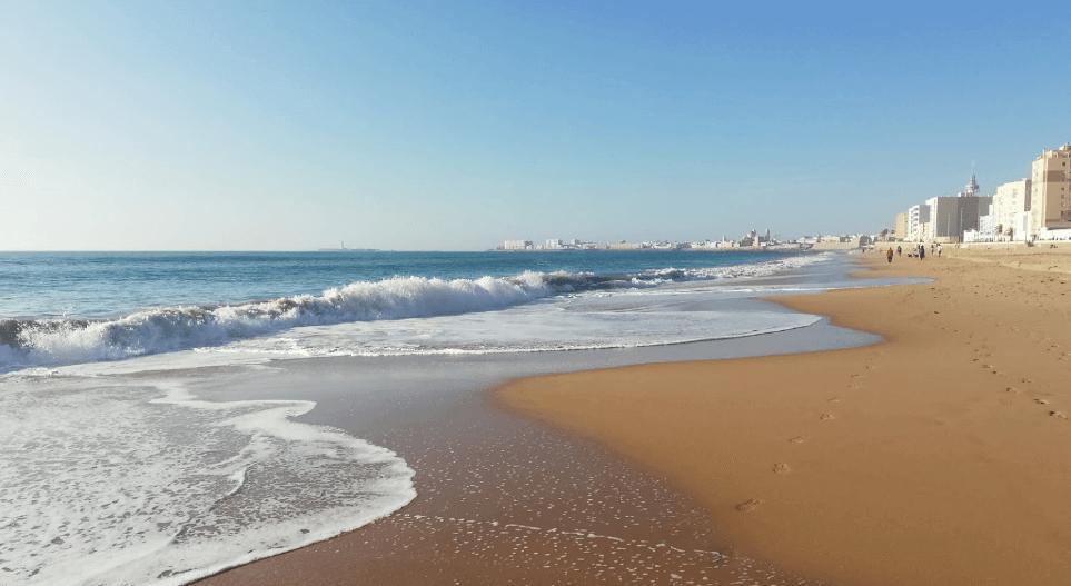 Playa de la Cortadura Conil