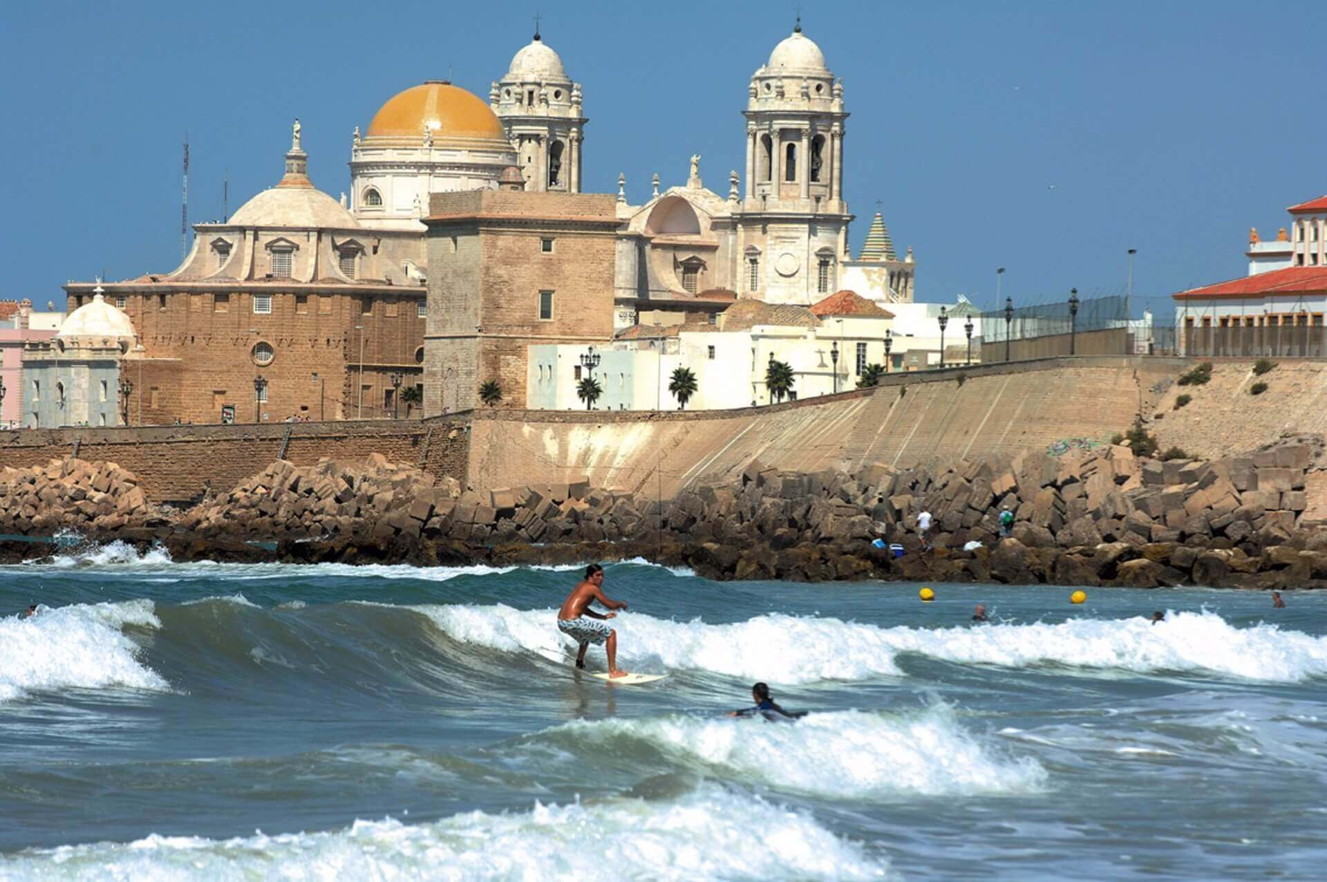 Playa el Balneario Tarifa Cádiz