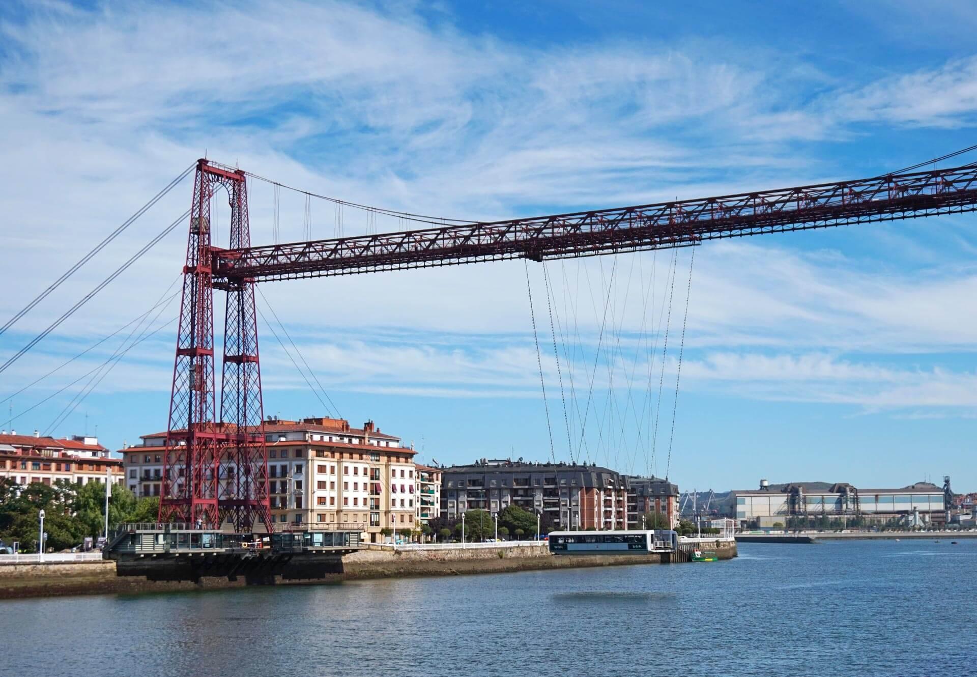 Puente Colgante Getxo Portugalete