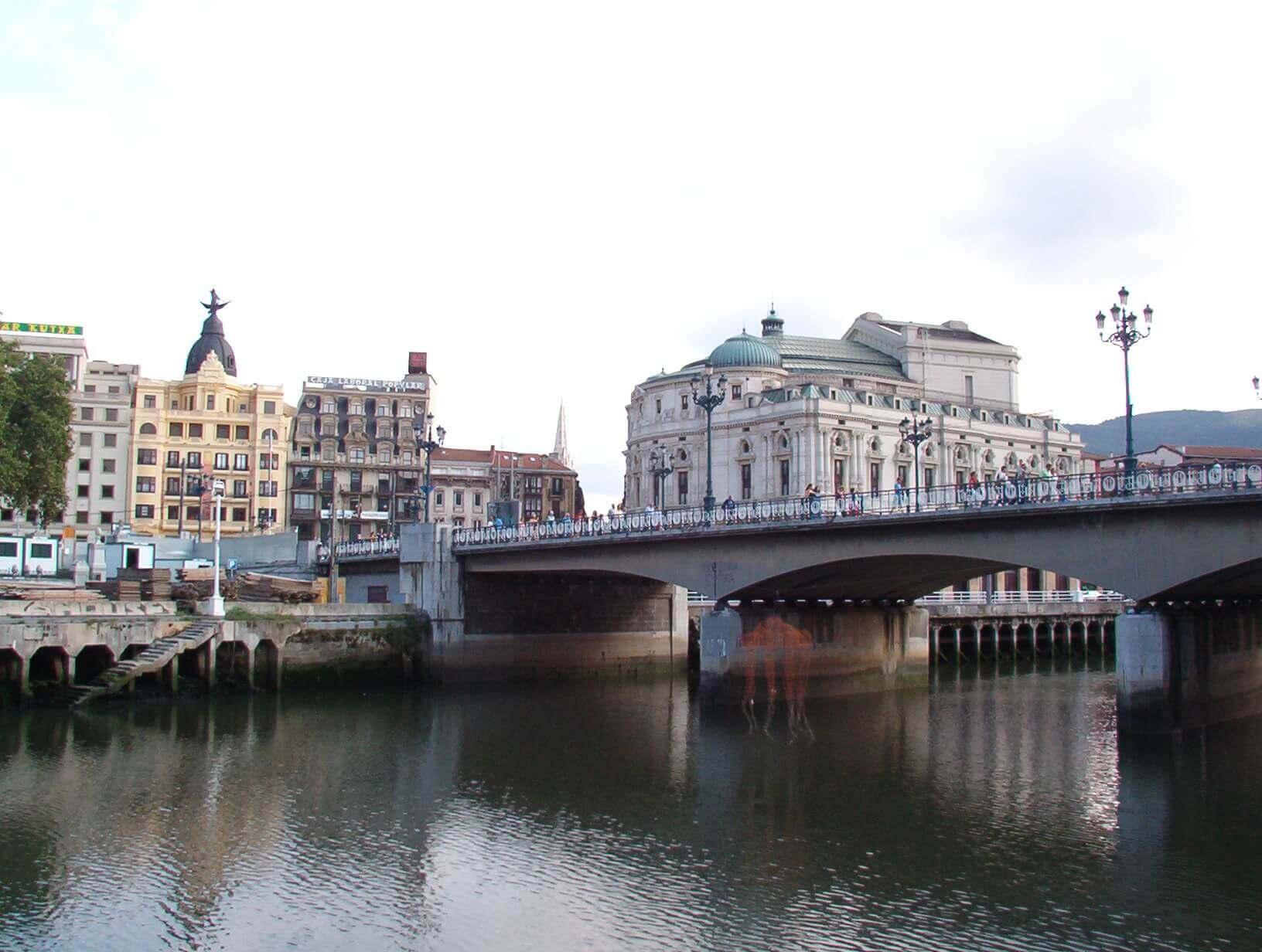 Puente del Arenal Bilbao