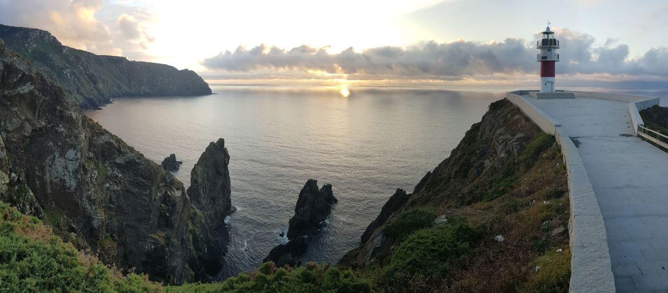 Faro y Cabo de Ortegal Galicia