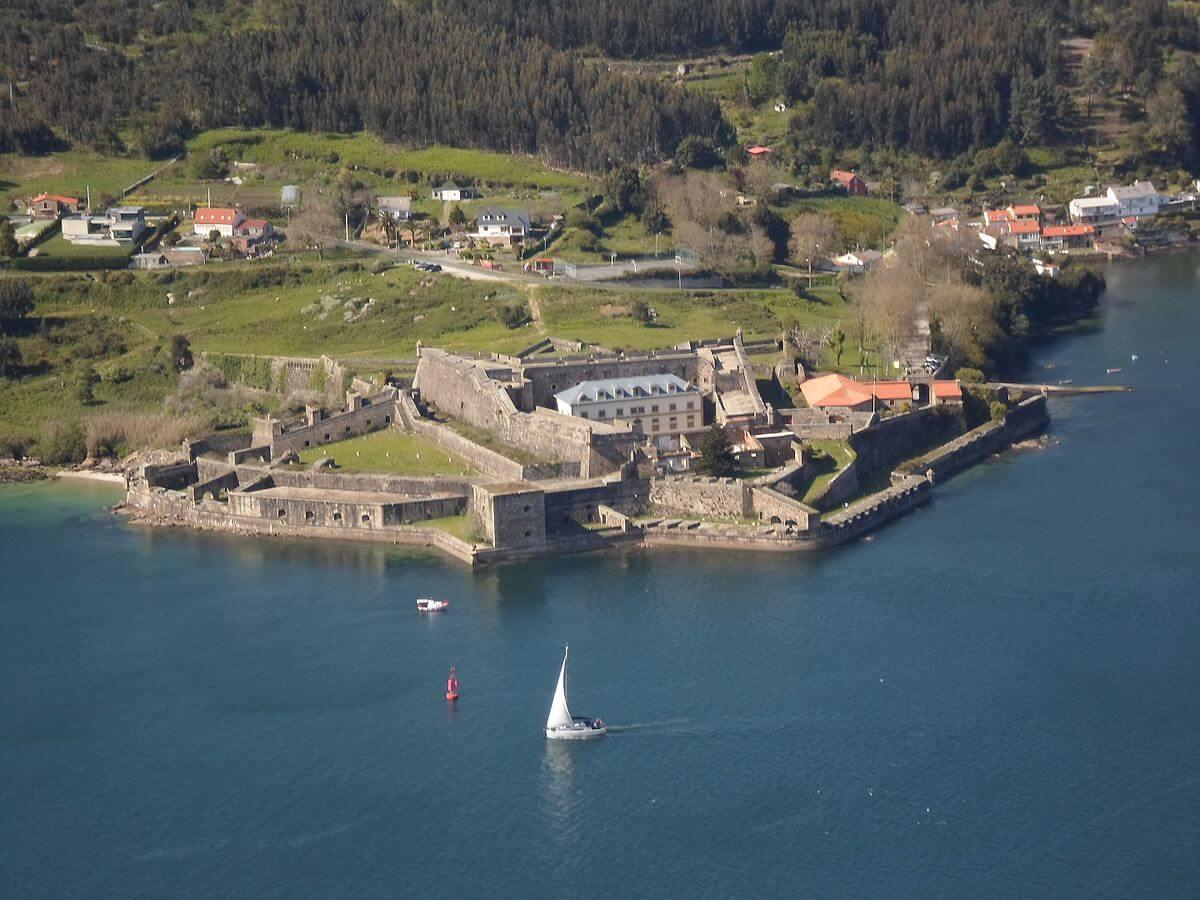 Castillo de San Felipe Galicia