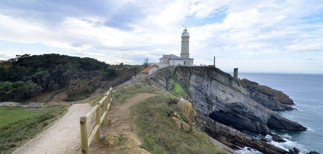 Faro Cabo Mayor Santander Cantabria