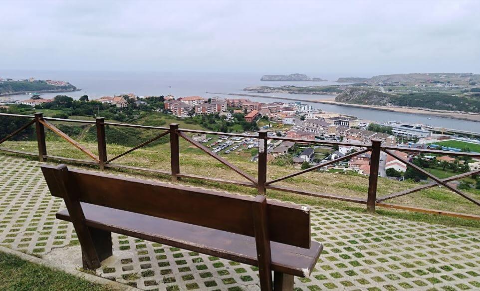 Mirador Quinta del Amo Suances Cantabria