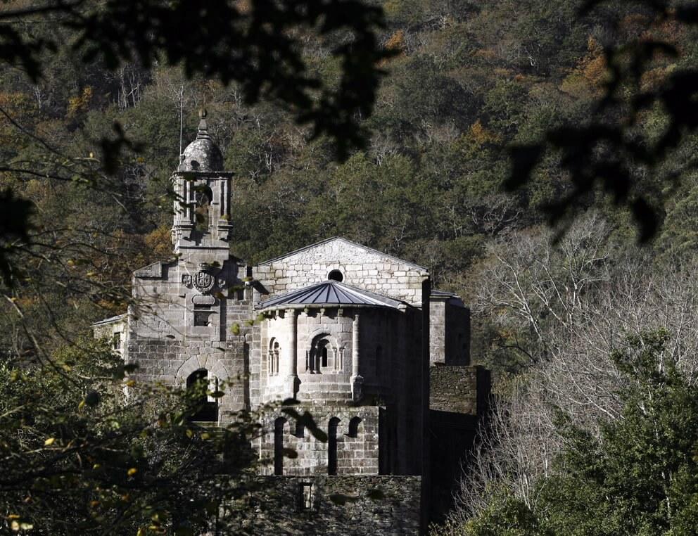 Monasterio de Caaveiro Galicia
