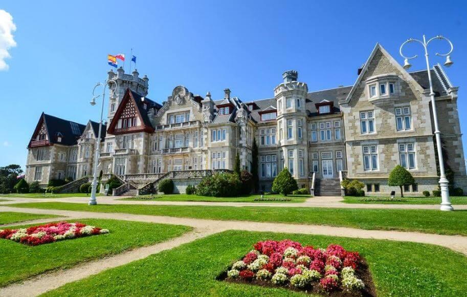 Palacio de la Magdalena Santander Cantabria