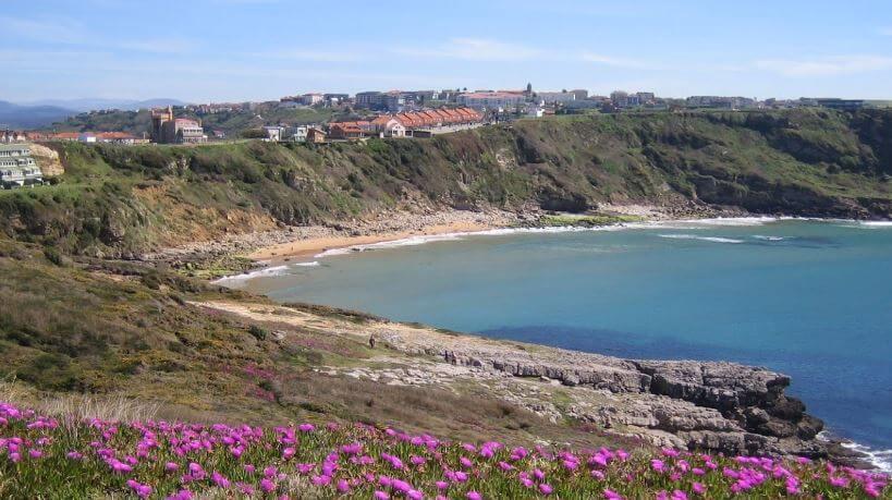 Playa de los Locos Suances Cantabria