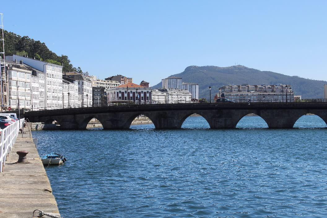 Puente de la Misericordia Vivero Galicia