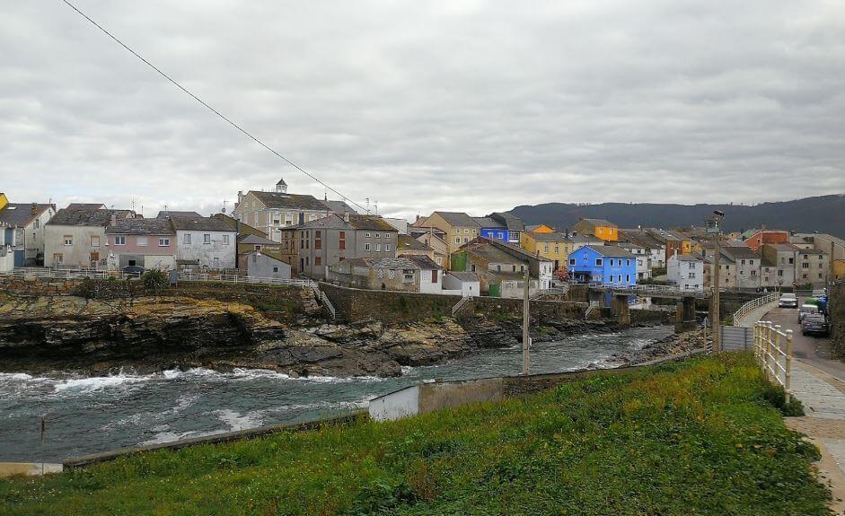 Puerto de Rinlo Galicia