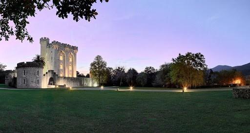 castillo de arteaga bizkaia