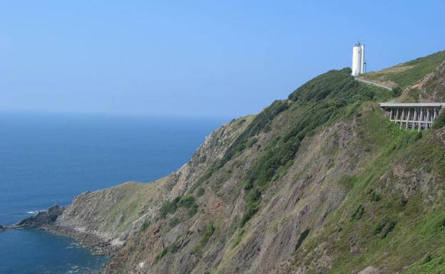 Faro de Gorliz y ruta cabo villano
