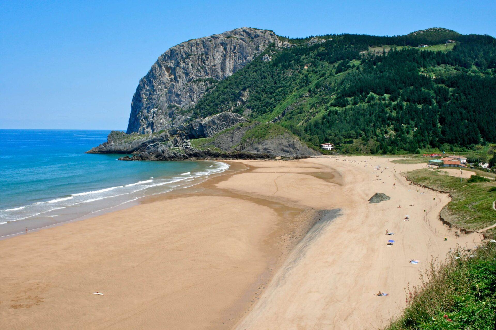 Laga playa bizkaia