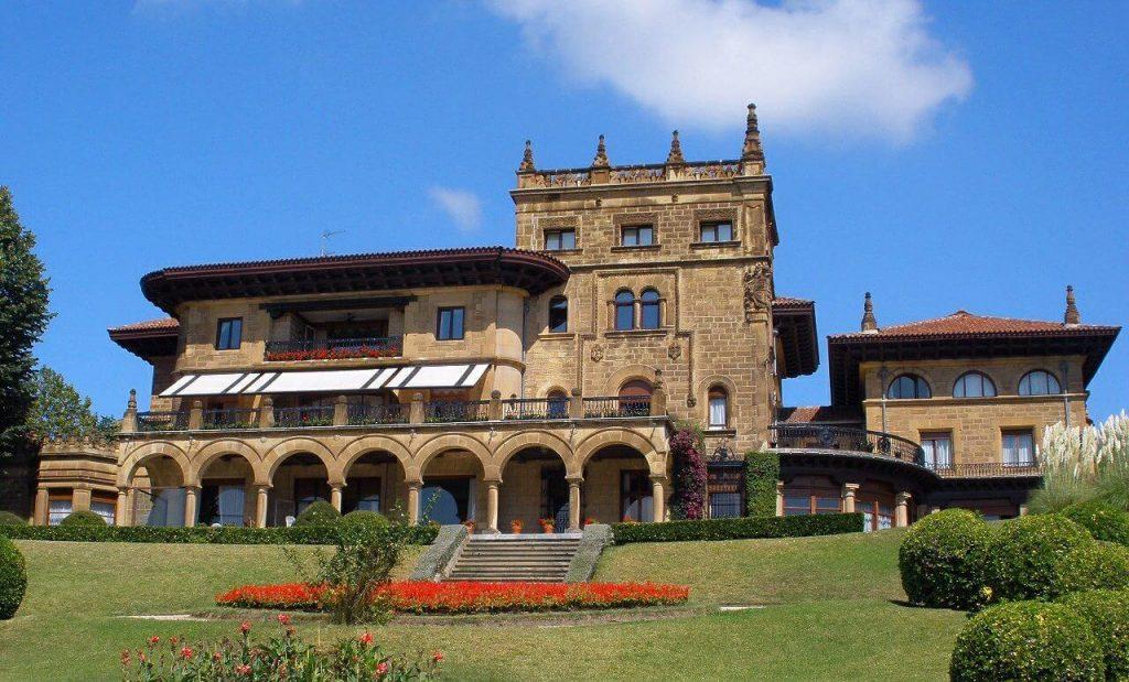 palacio de lezama leguizamon getxo neguri bizkaia