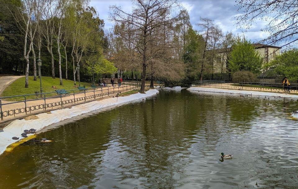 Parque de los Pueblos de Europa Bizkaia Gernika