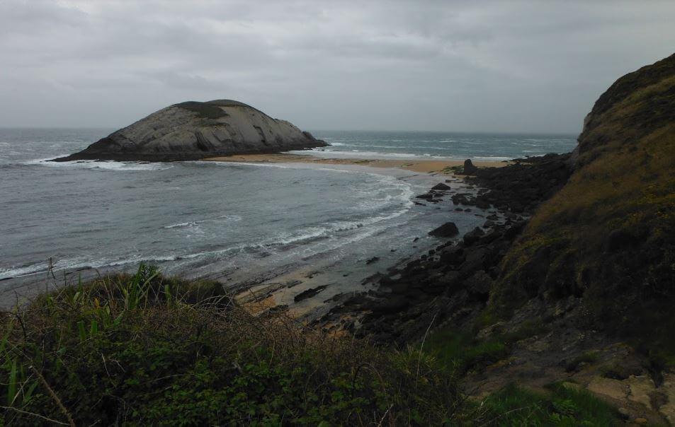 Playa de Covacho Cantabria