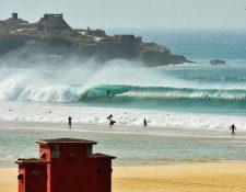 Surf Playa de Balneario Tarifa