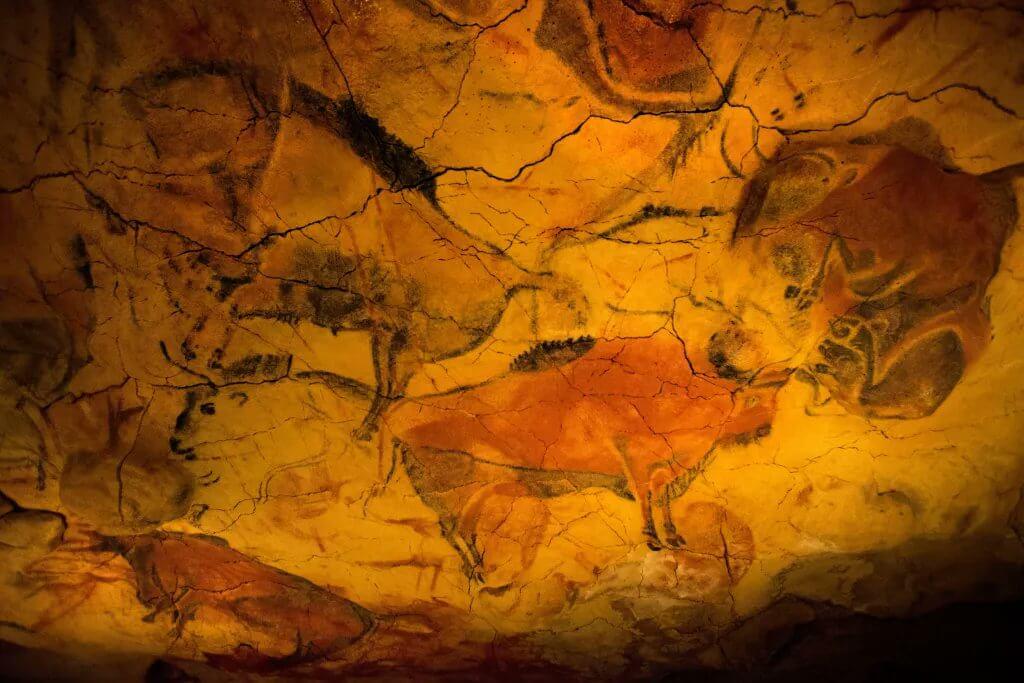 bisontes altamira cuevas cantabria
