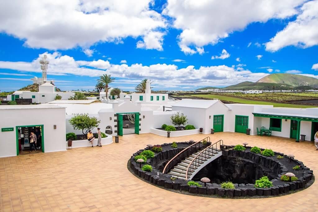 casa museo del campesino geria lanzarote canarias