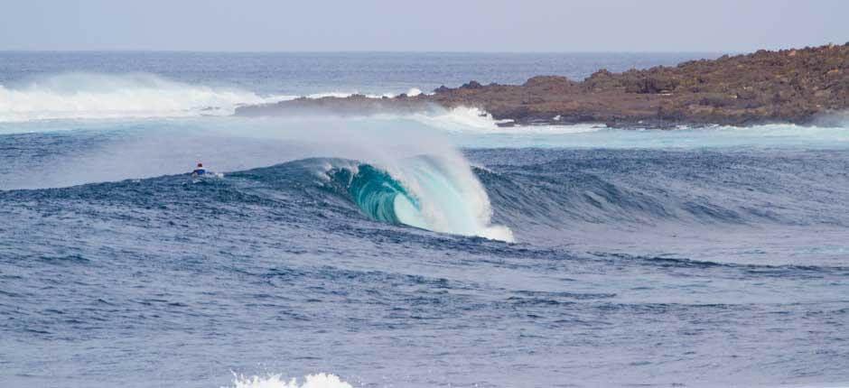 ola de la santa lanzarote canarias